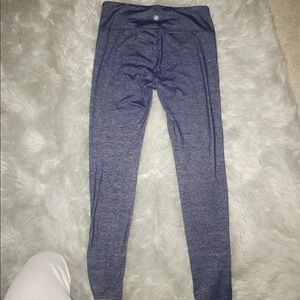 Athleta Navy leggings